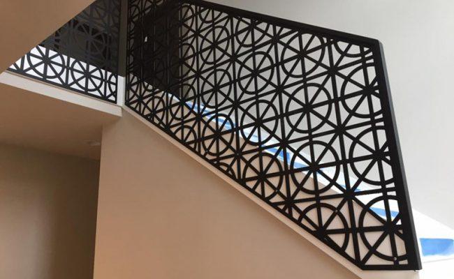 plasma-cut-railing